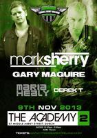 Trance Army pres. Mark Sherry | Gary Maguire | Maria...