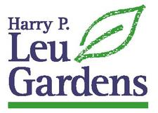 Harry P. Leu Gardens logo