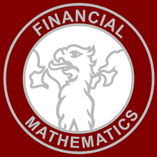 University of Chicago Financial Mathematics  logo