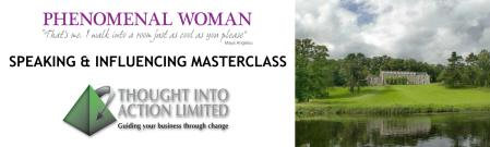 Speaking & Influencing Masterclass logo