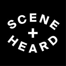 Scene + Heard logo