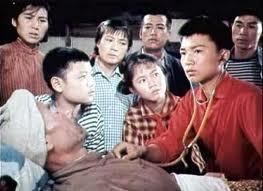Chinese film evening – Red Rain (Hongyu 红雨, 1975)...