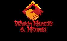 Warm Hearts & Homes logo