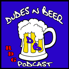 Dudes and Beer Podcast logo
