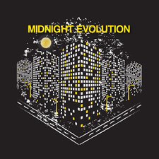 Midnight Evolution Music logo