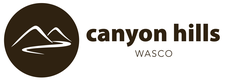 Canyon Hills Wasco logo