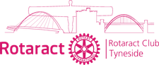 Rotaract Club of Tyneside logo