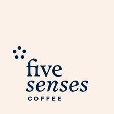 Five Senses Coffee logo