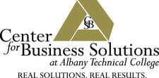 Center for Business Solutions at Albany Tech logo