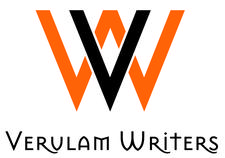 Verulam Writers  logo