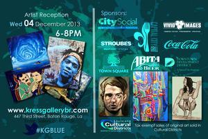 Blue Period Exhibition
