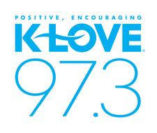 97.3 K-LOVE Radio logo