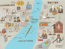 Walk the Innovation Trail of Boston & Cambridge