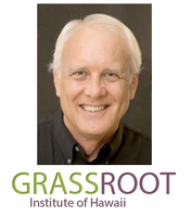Grassroot Institute of Hawaii Calabash November with Pr...