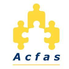 Association francophone pour le savoir – Acfas logo