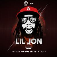 Lil Jon @ Create Tonight - Free b4 11pm w/ RSVP //...
