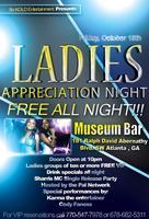 Museum Bar-TONIGHT-FREE ALL NIGHT