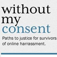 Without My Consent Panel & Fundraiser