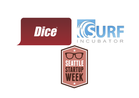 Entreprenuer, CEO Luncheon sponsored by Dice at SURF