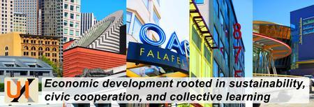 San Francisco Arts and Innovation Walking Tour and Faci...