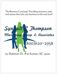 Syntrell C Thompson Marketing Group  logo