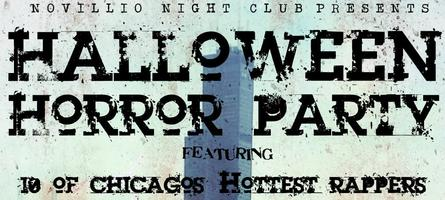 HALLOWEEN HORROR PARTY FT. 10 OF CHICAGO HOTTEST...