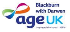Age UK Blackburn with Darwen logo