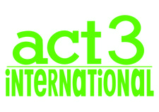 ACT 3 International logo