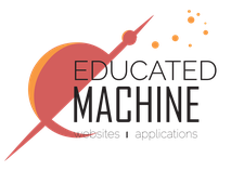 Educated Machine logo