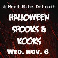 Halloween Spooks and Kooks