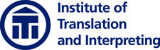 Institute of Translation and Interpreting (ITI) logo