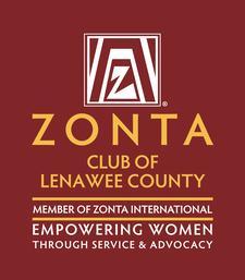 Zonta Club of Lenawee County logo