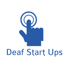 Deaf City Hub logo