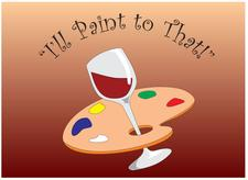 I'll Paint To That! (Clifton) logo