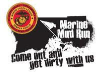 Marine Mud Run logo