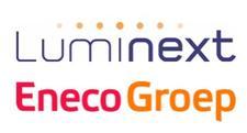 Eneco & Luminext  logo