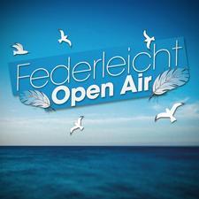 Federleicht Open Air logo