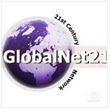GlobalNet21 logo