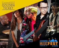 CosmoFEST Golden Ticket - VIP Artist Access [On Sale...