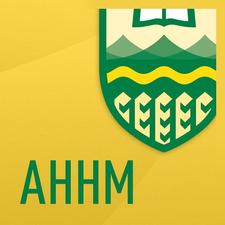 Arts & Humanities in Health & Medicine Program, Faculty of Medicine & Dentistry, University of Alberta logo