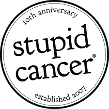 Stupid Cancer | Events logo