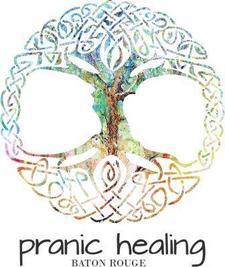 Pranic Healing Baton Rouge logo