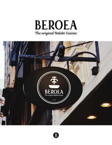 Beroea Kitchen logo