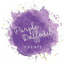 Purple Daffodil Events logo
