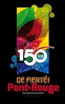Comité des fêtes du 150e anniversaire de Pont-Rouge logo
