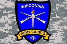 Wisconsin Army Cadets logo