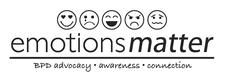 Emotions Matter BPD logo