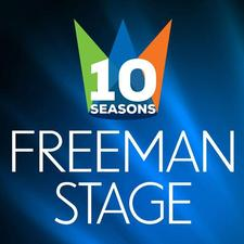 The Freeman Stage at Bayside logo
