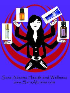 Sara Abrams, Certified Essential Oils Coach logo