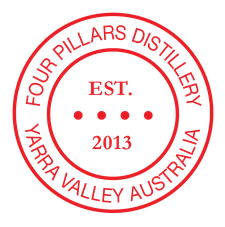 Four Pillars Gin logo